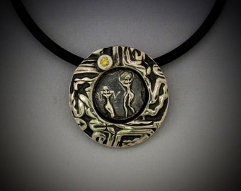 Supplication Dance Pendant
