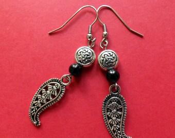 Earrings ear Celtic range