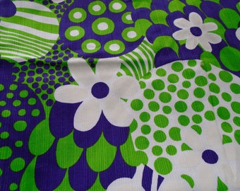 Vintage Japan, SO FRO ORIGINAL, Cotton Fabric