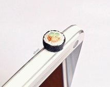 Miniature Sushi Roll Dust Plug