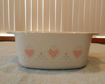 Corning Ware Forever Yours Casserole Dish