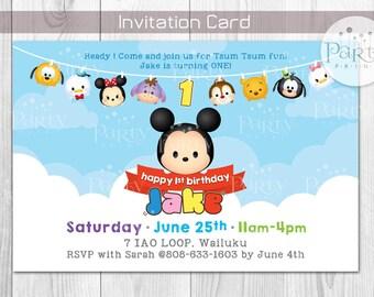 il_340x270.1020322237_swgw tsum tsum invitation etsy,Tsum Tsum Invitation