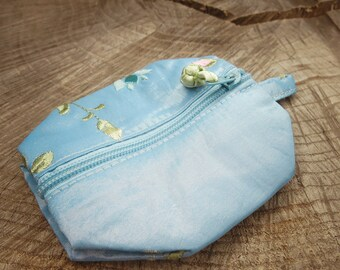 Floral Coin Purse ~1 pieces #100653