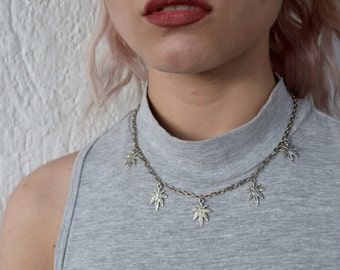 ON SALE: I'm in Love With Mary Jane Necklace