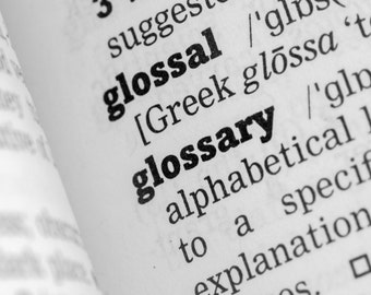 HOOTANPOLKA VINTAGE's  Glossary of Terms  like  Antique, Vintage, Collectible, Art Deco, Retro and Retro Style.