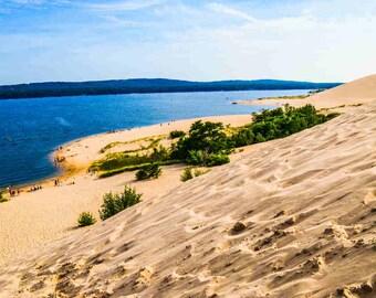 Michigan Sand Dunes- Photography Prints