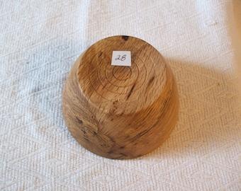 Oak bowl  # 28
