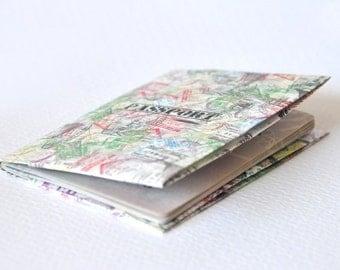 Tyvek paper passport holder - PASSPORT - Kamyno