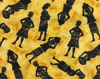 African Women Women Fabric Lengths