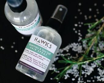 Rosemary & Sea Salt Hair Spray