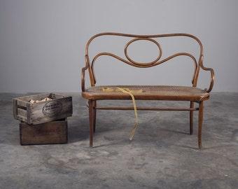 Original Thonet settee -20%