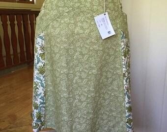 Ladies A line skirt  size 18 AU.