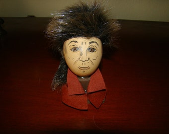 Davy Crockett Egg