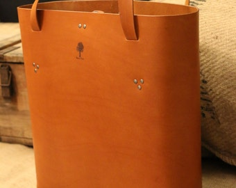 Leather Tote Bag, Leather Womens Bag
