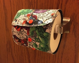 CUSTOMIZABLE Toilet Roll Toilet Paper Cover