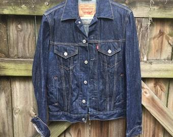 Jean jacket vintage