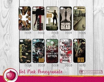 The Walking Dead phone hard case for iPhone Samsung Galaxy hard case cover