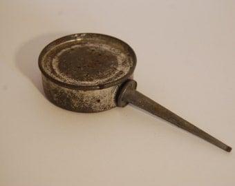 Soviet oil pot