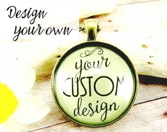 Custom Necklace Design for Cindy