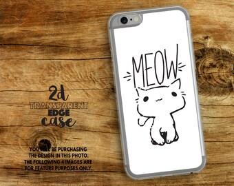 iPhone 7 Case cat iphone 6s case meow iphone 7 plus case iphone 5s pet lovers iphone 6 cute kitten iphone 6 plus case iphone 5 case LU88