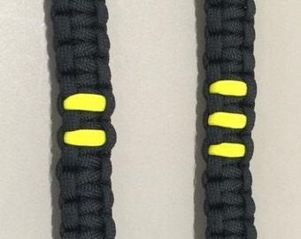 Taekwondo Belt Paracord Bracelet or Anklet