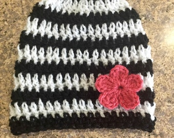 0-6months Crochet Hat