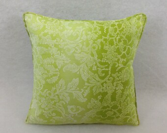 Designers Guild Cushion CoverDesigners Guild Cushion Cover In Yuzen Moss F2111/05  Self Piped   Many Sizes Available