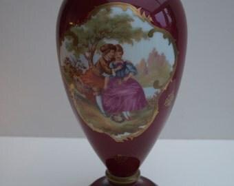 Limoges Vase