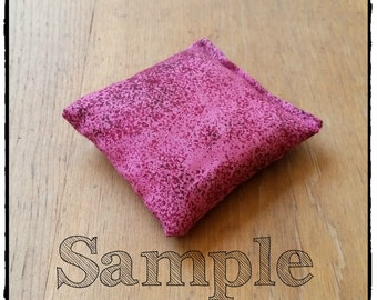 Sample Heating Pad - Heating Pad - Cool Pack - Microwave Heat Pack - Freezer Pack - Cold and Hot Pack - Corn Bag - Therapeutic Pain Relief
