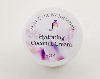 Hydrating Coconut Cream