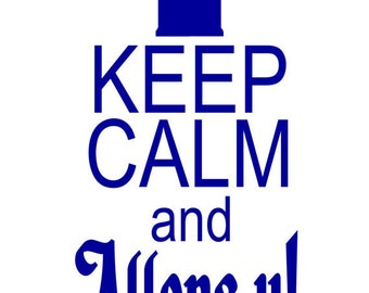 Keep Calm and Allons-Y! Doctor Who - 10 - David Tenant - Time Lord