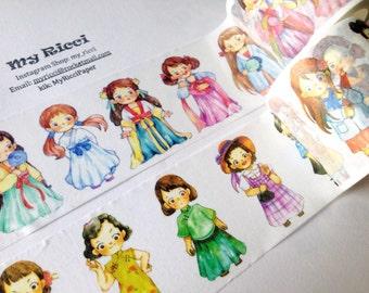 Girls sample set ( 200cm)