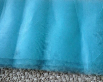 BLUE NETTING FABRIC