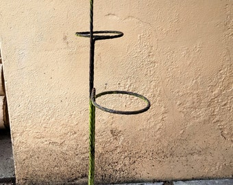 French Metal Plant Stand / Vintage Garden / Conservatory / Pot Stand / Planter / Vintage Planter