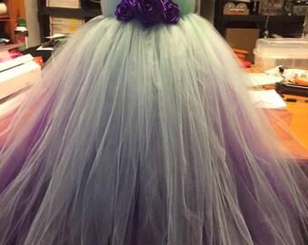 Empire Waist Tutu Dress