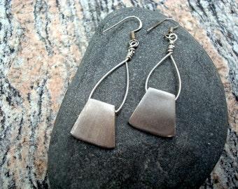 Sterling Silver Earrings/Thai Hill Tribe Silver Earrings