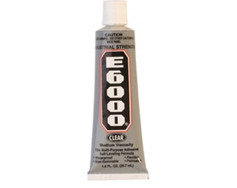 E-6000 Adhesive, 1 Ounce | GLU-600.01