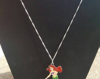 Sterling Silver Ariel necklace