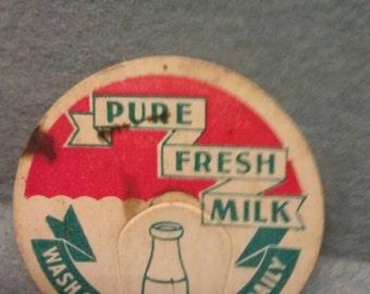 Pure Fresh Milk Wash and Return Bottles Daily Milk Bottle Cap