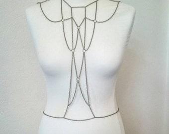 Boudicca body harness