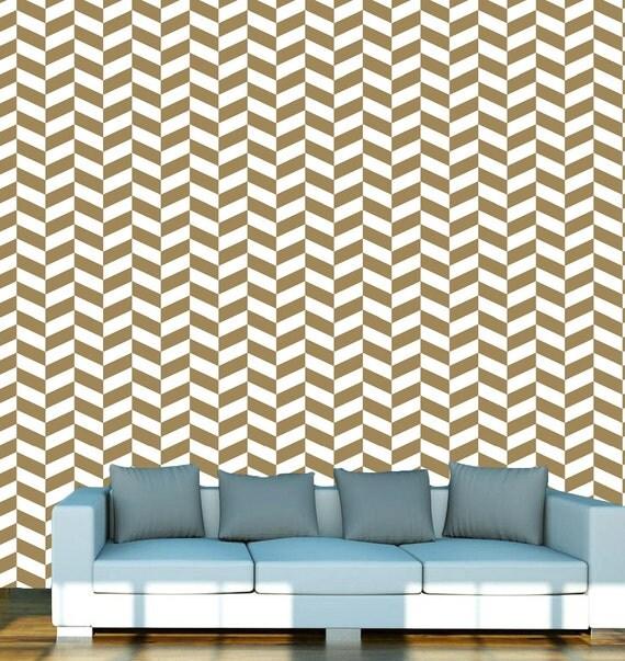 Wallpaper self adhesive vinyl temporary wallpaper by printip for Temporary vinyl wallpaper