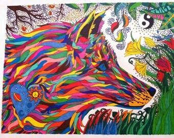 Element Wolf