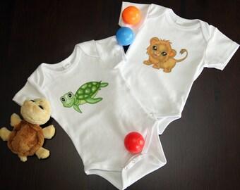 Baby Onesie Gift Set (2 Onesies)
