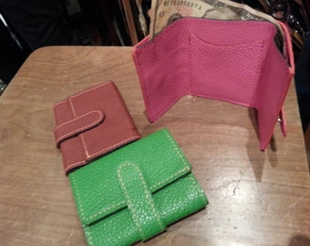 Wallet mini Genuine Leather by Maria Maria