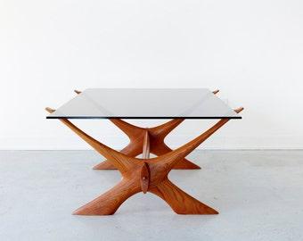 Wikkelsø Teak Coffee Table