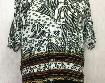 Beams Baik - Baik Japan Rayon Shirt
