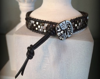 Miyuki Tila Bracelet