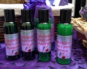 Lavender Honey Apple Travel/gift pack