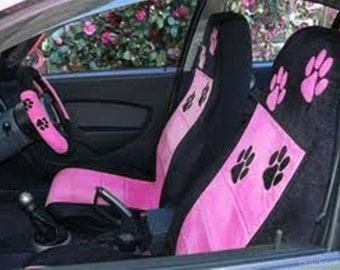 Car Seat Covers Dog Etsy