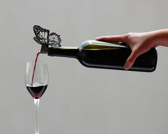 Schmetterling Wein Tropffreiem